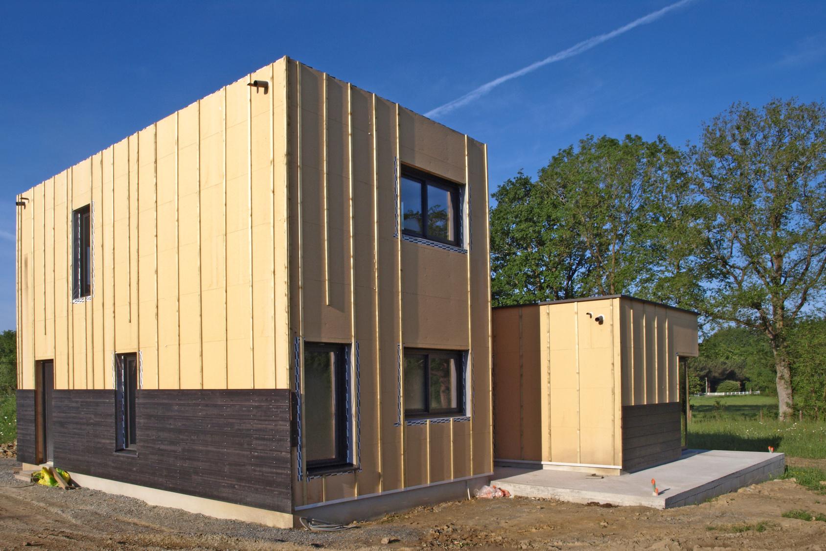 maisons volutives maison modulaire tourmaline plan maison with maison modulaire volutive with. Black Bedroom Furniture Sets. Home Design Ideas