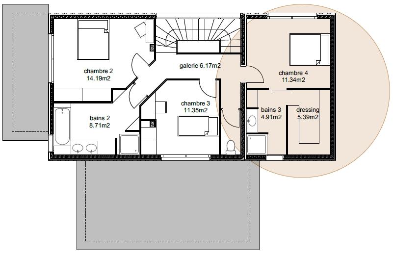 Plan Maison Ankaa 2-6