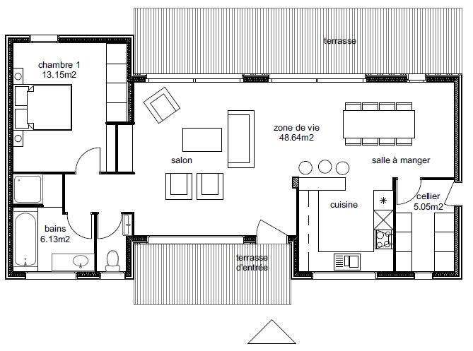 Plan Maison Aviora 6-1