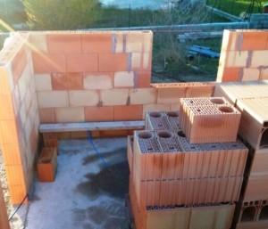 La brique en terre cuite